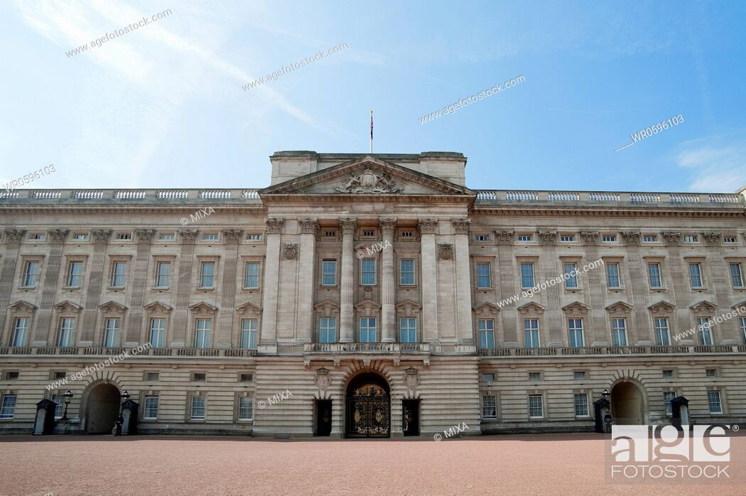 Imagen: Buckingham Palace, London, England, United Kingdom.