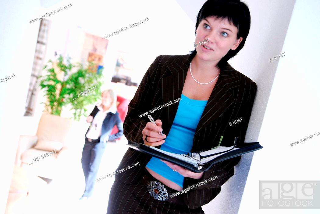 Imagen: Businessfrau. - Niederoesterreich, Ísterreich, 10/09/2007.