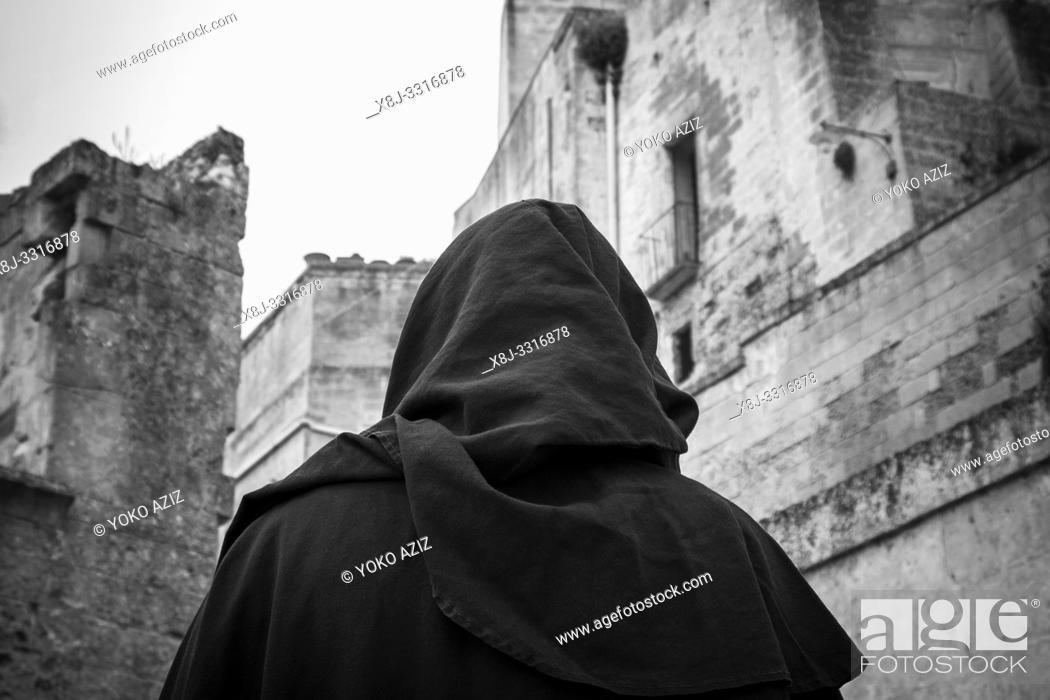 Imagen: Italy, Matera, daily life.