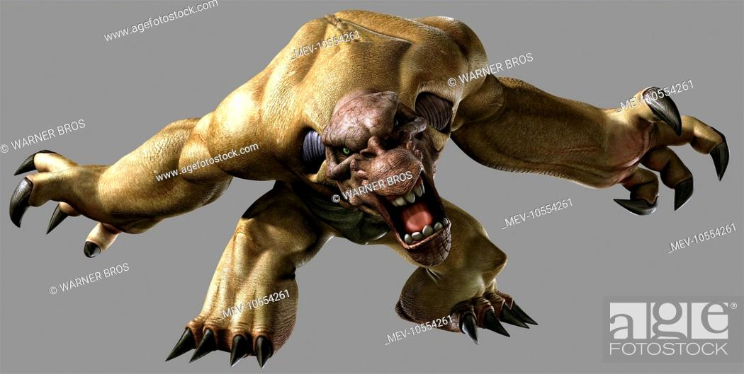 Tmnt The Sloth Monster Tmnt Stock Photo Picture And Rights
