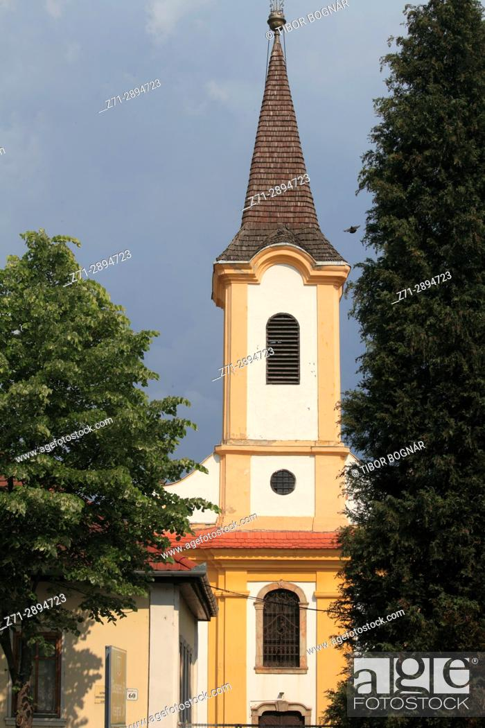 Imagen: Hungary, Esztergom, Greek Catholic church, .