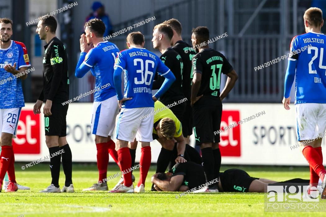 24 October 2020 Schleswig Holstein Kiel Football 2nd Bundesliga Stock Photo Picture And Rights Managed Image Pic Pah 201025 99 73083 Dpai Agefotostock