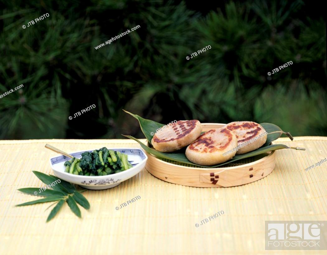 Stock Photo: Shinshu burning Nagano Nagano Japan Japanese Cuisine.