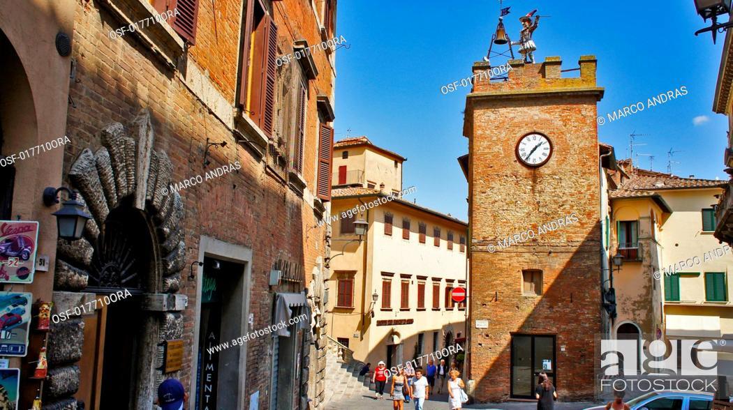 Imagen: Italy, Tuscany, Montepulciano.