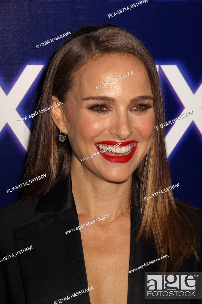"Imagen: Natalie Portman 12/05/2018 The Los Angeles Premiere of """"Vox Lux"""" held at the Arclight Hollywood in Los Angeles, CA Photo by Izumi Hasegawa / HNW / PictureLux."