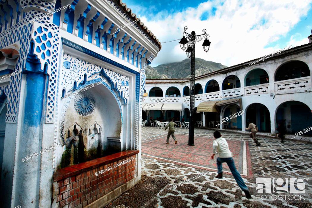 Photo de stock: Chefchaouen, Morocco.