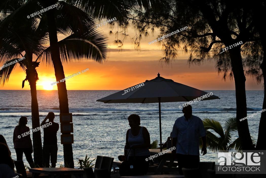Rarotonga Island Cook Island Polynesia South Pacific