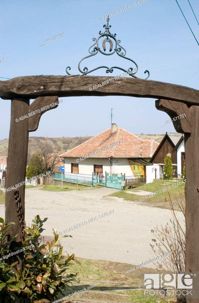 Stock Photo: Holloko Hungary.