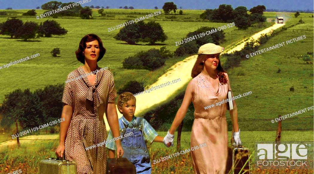 Stock Photo: RELEASE DATE: 2004. MOVIE TITLE: Trip in a Summer Dress. STUDIO: Reeling Spirit Productions. PLOT: Meet a strong-willed mother and her children: Sarah Jean.