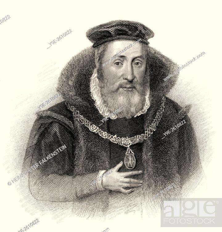 James Hamilton, Duke of Châtellerault