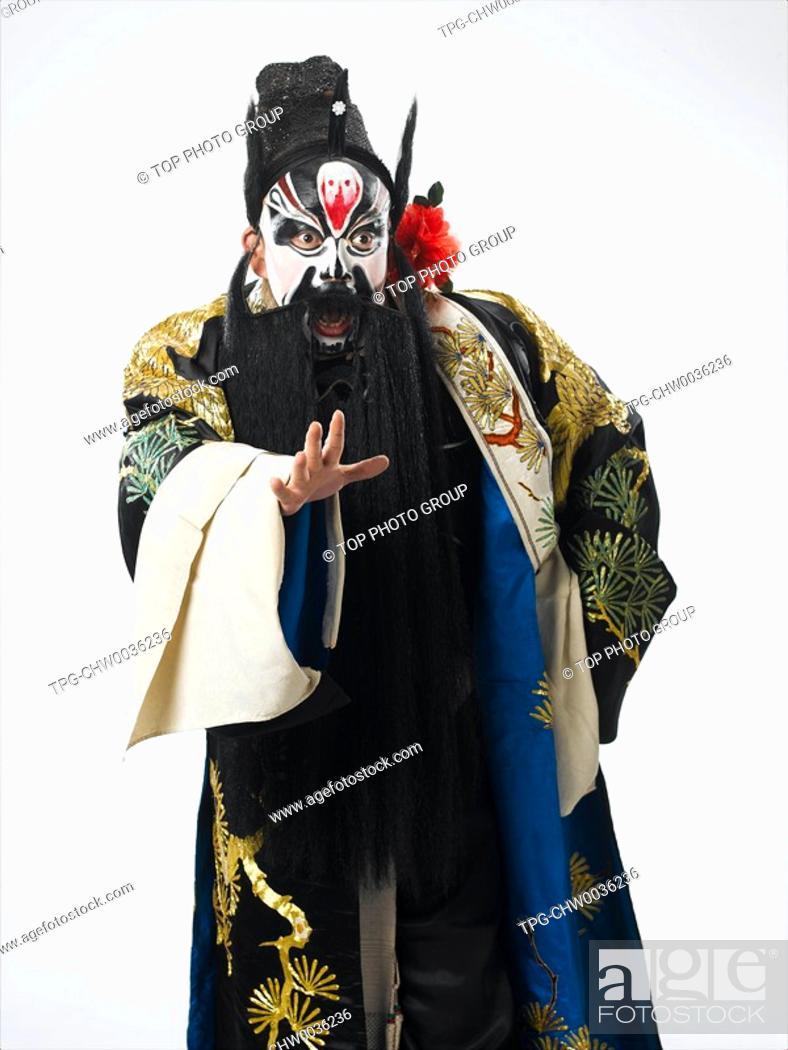 Stock Photo: Beijing Opera.