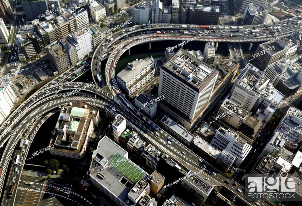 Stock Photo: JAPAN : Tokyo. - Tokio, Japan, 25/10/2007.
