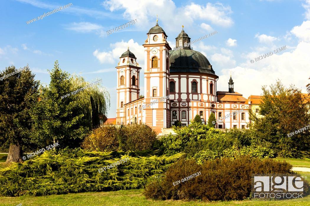 Imagen: Chateau JaromÄ›Š. ice nad Rokytnou.