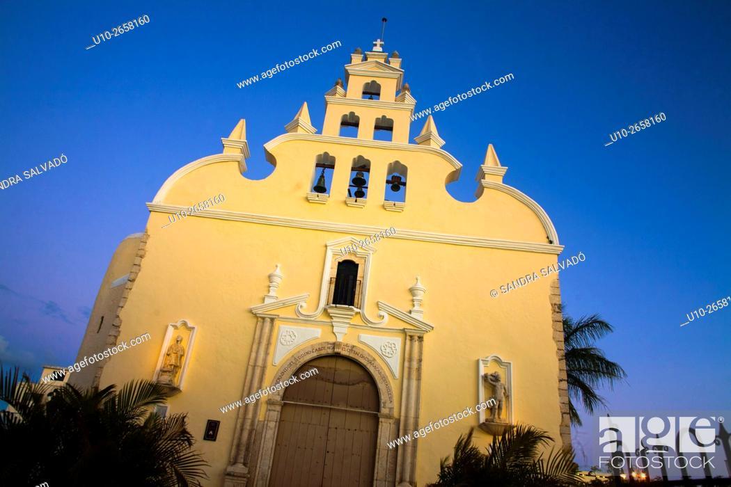 Photo de stock: Mérida, Yucatán, México.