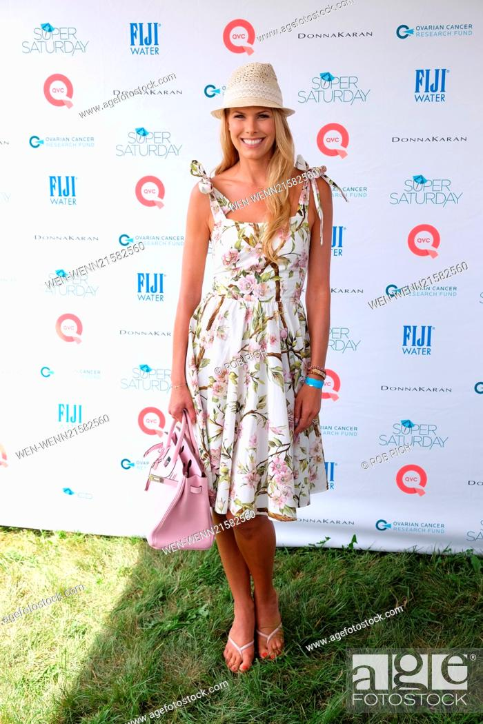 Ovarian Cancer Research Fund S Super Saturday Featuring Beth Ostrosky Stern Where Water Mill Stock Photo Picture And Rights Managed Image Pic Wen Wenn21582560 Agefotostock