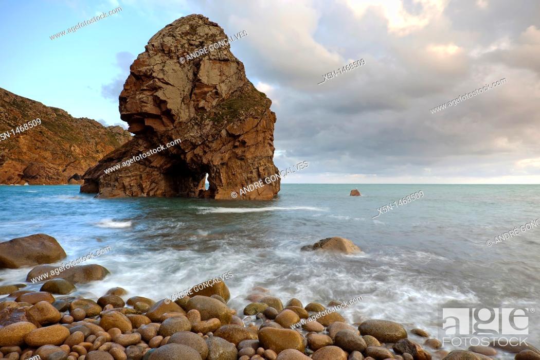 Stock Photo: Malhada do Ouriçal, Sintra, Portugal, Europe.