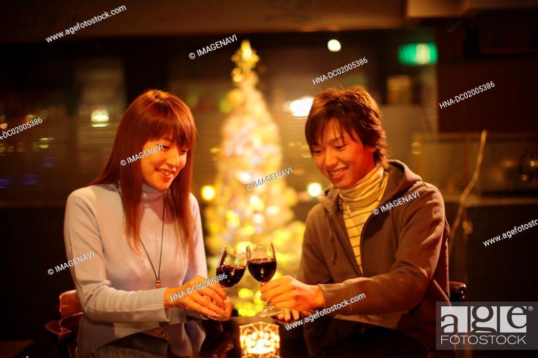 Stock Photo: Dating.