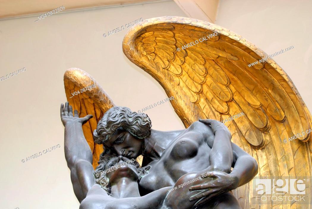 Imagen: Sculptures, Hendrik Christian Andersen Museum, Rome, Italy.