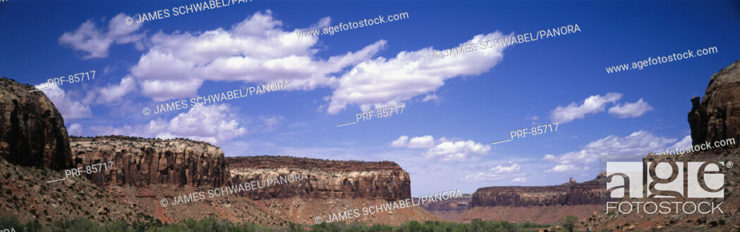 Stock Photo: Indian Creek Canyon UT.