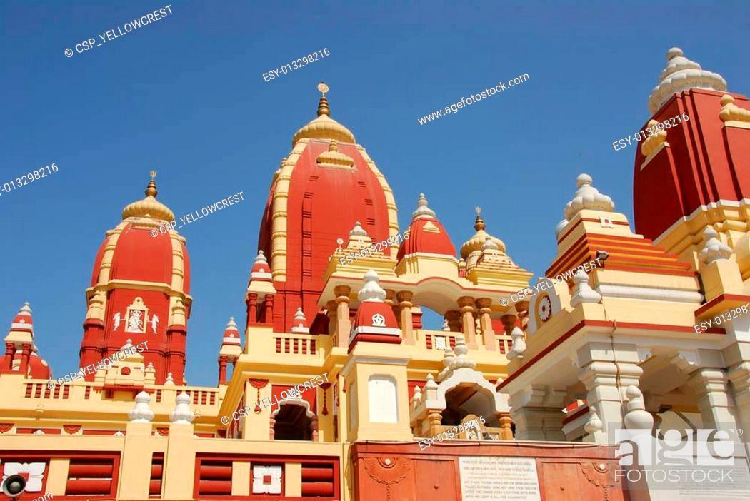 Stock Photo: Hindu Temple.