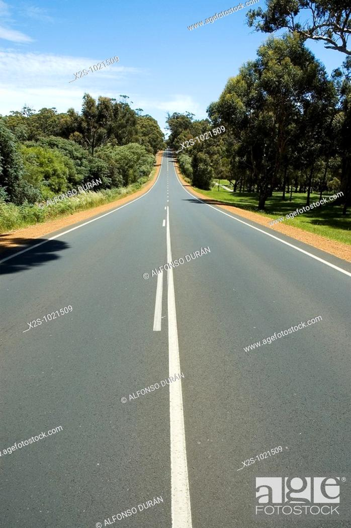 Stock Photo: Margaret River, Western Australia, Australia.