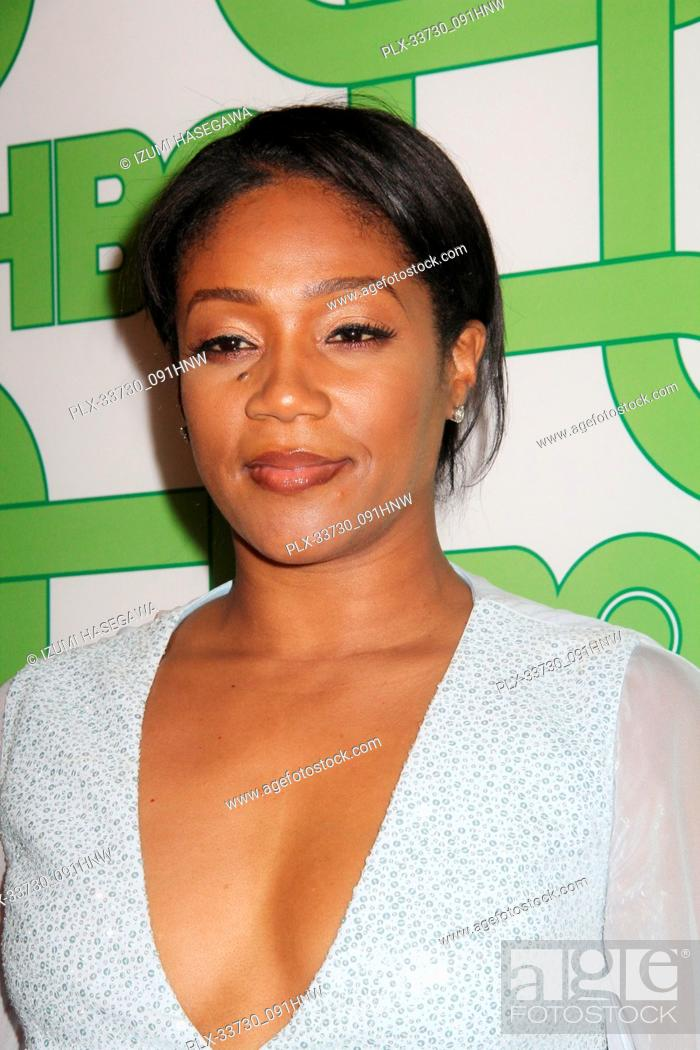 Imagen: Tiffany Haddish 01/06/2019 The 76th Annual Golden Globe Awards HBO After Party held at the Circa 55 Restaurant at The Beverly Hilton in Beverly Hills.
