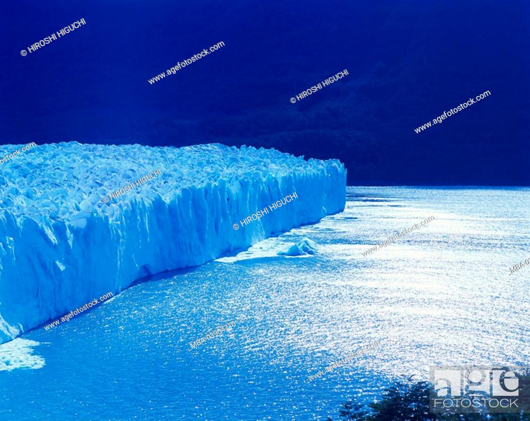 Argentina Patagonia National Park Lot Glaciares Glaciers Perito