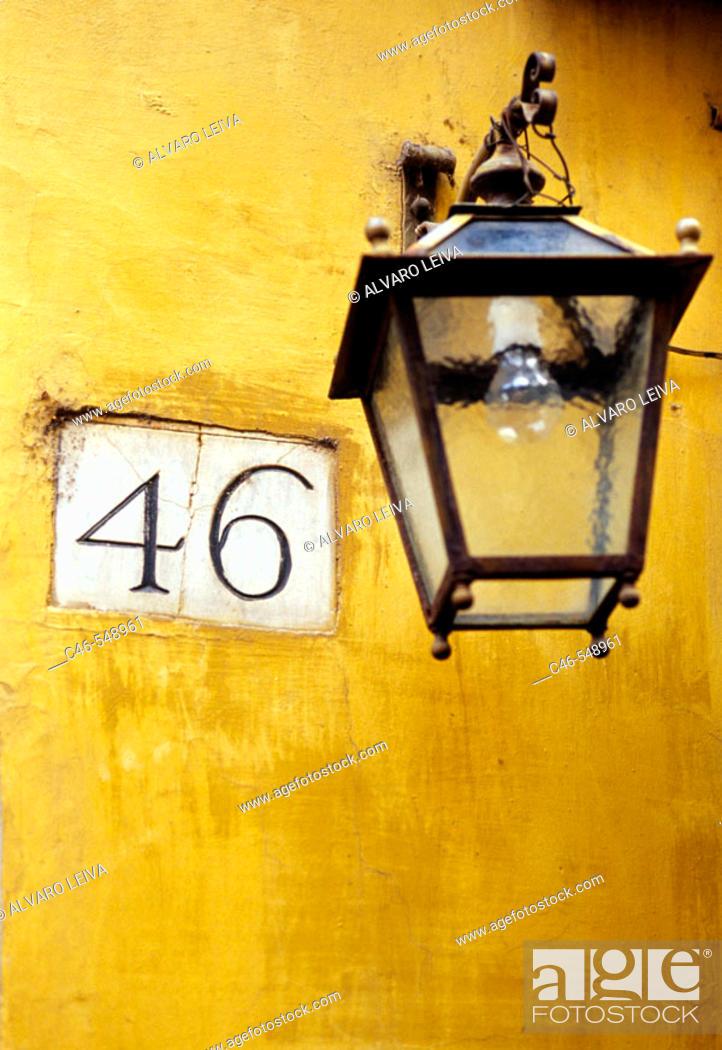 Stock Photo: Trastevere, Rome. Lazio, Italy.