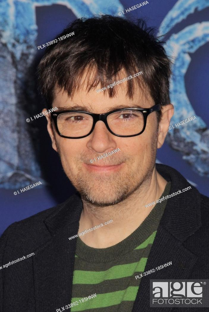 """Stock Photo: Rivers Cuomo, Weezer 11/07/2019 The World Premiere of """"""""Frozen 2"""""""" held at the Dolby Theatre in Los Angeles, CA. Photo by I."""