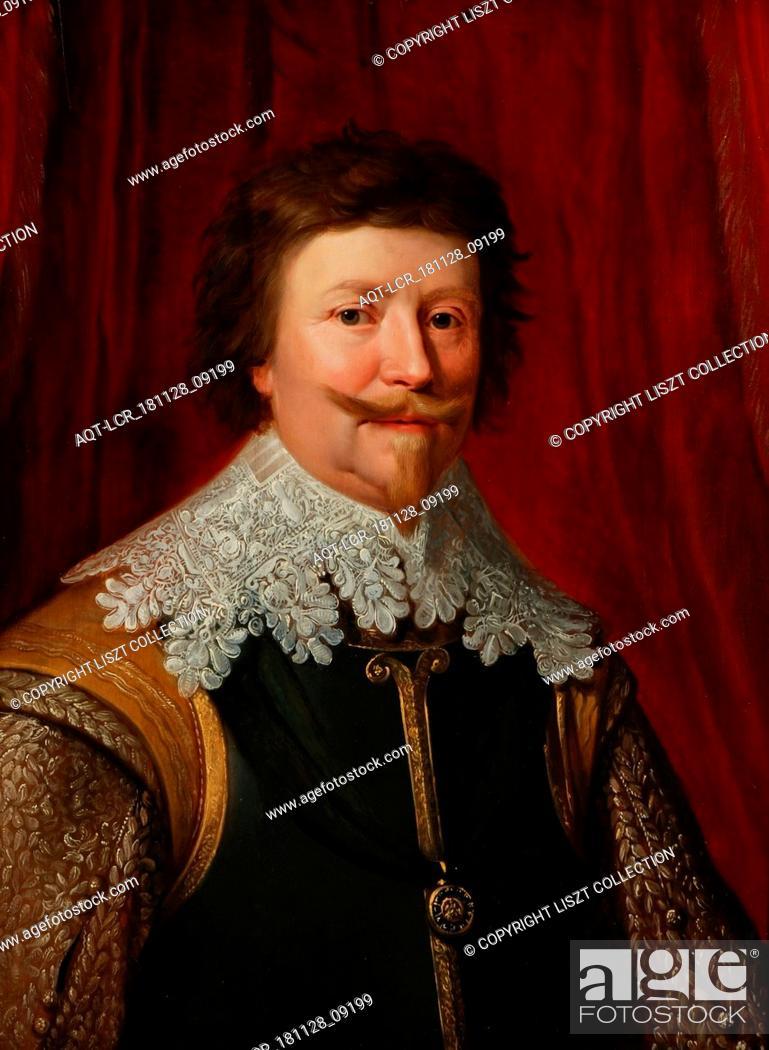 Copy After Michiel Jansz Van Mierevelt Portrait Of