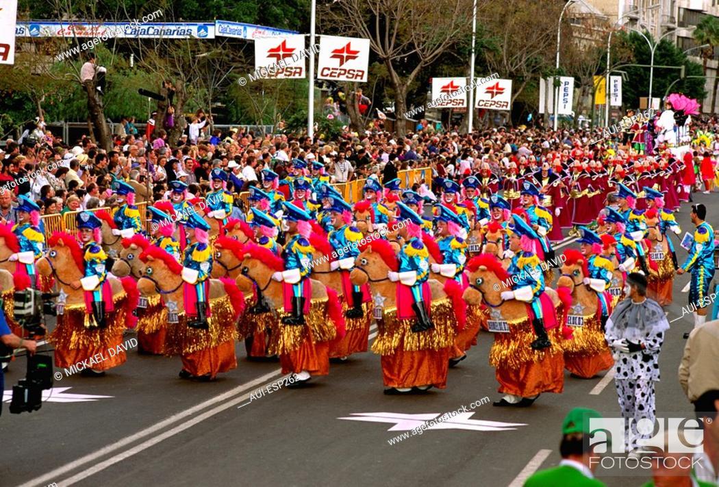 Stock Photo: Spain - Canary Islands - Tenerife.
