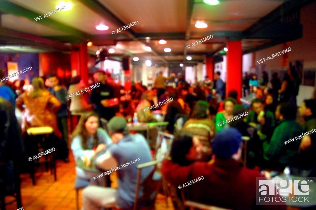 Stock Photo: Snack Bar, Bar, Caxias do Sul, Rio Grande do Sul, Brazil.