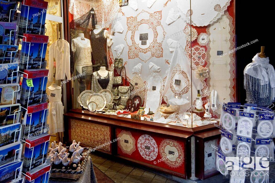 Stock Photo: Bruges, Brugse Ommeland, Flanders, Belgium, Europe.
