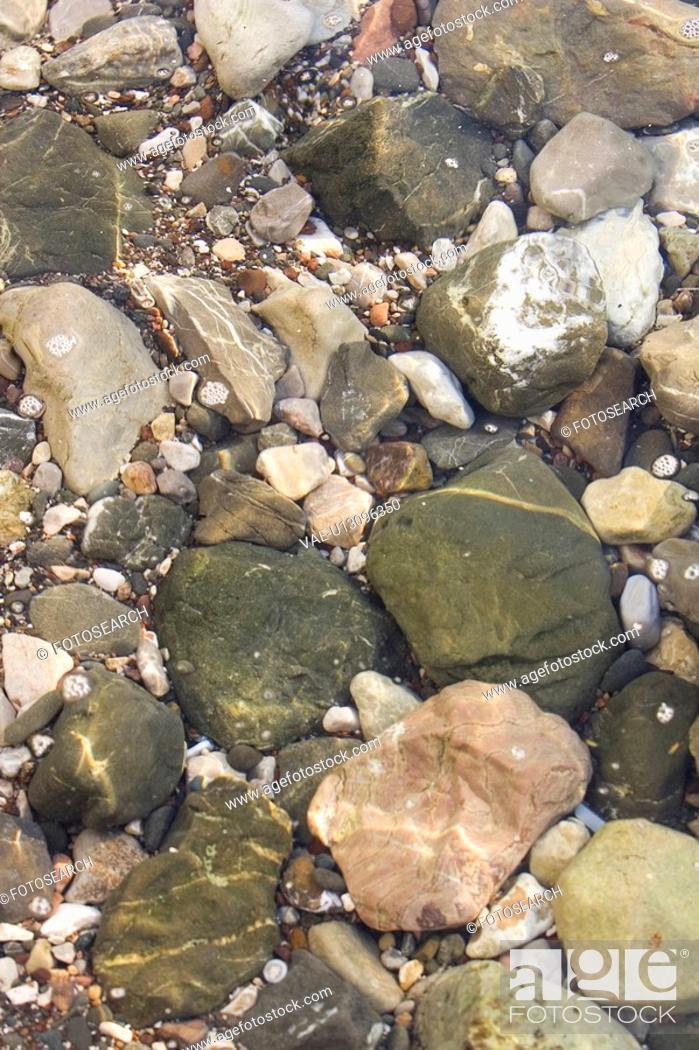 Stock Photo: Beach, Day, Embedded.