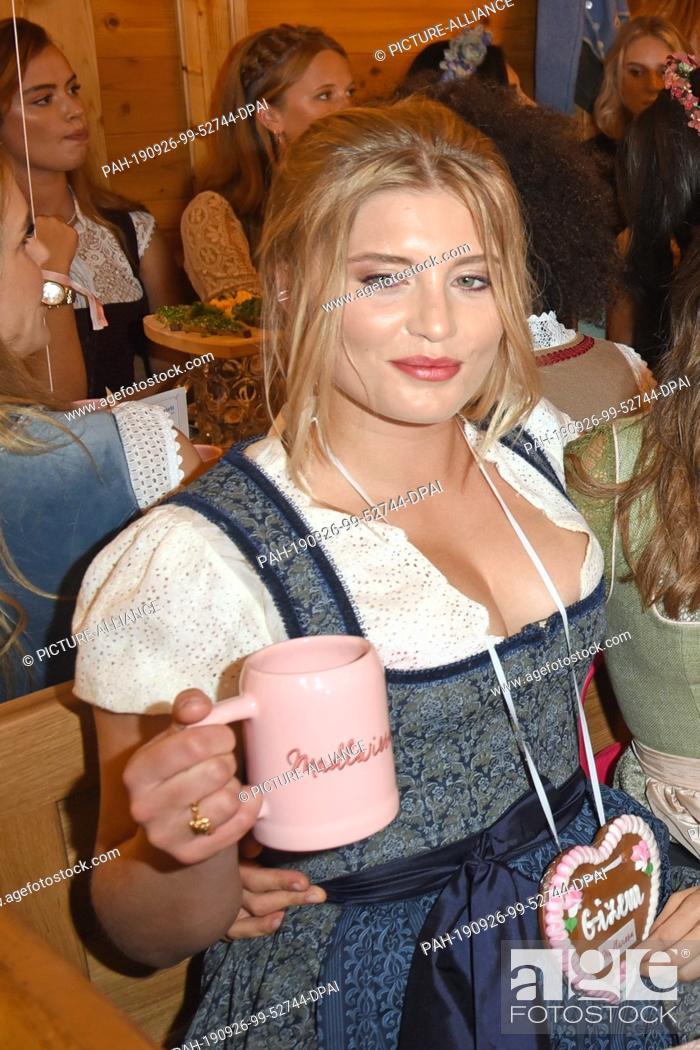 26 September 2019 Bavaria Munich The Actress Luna