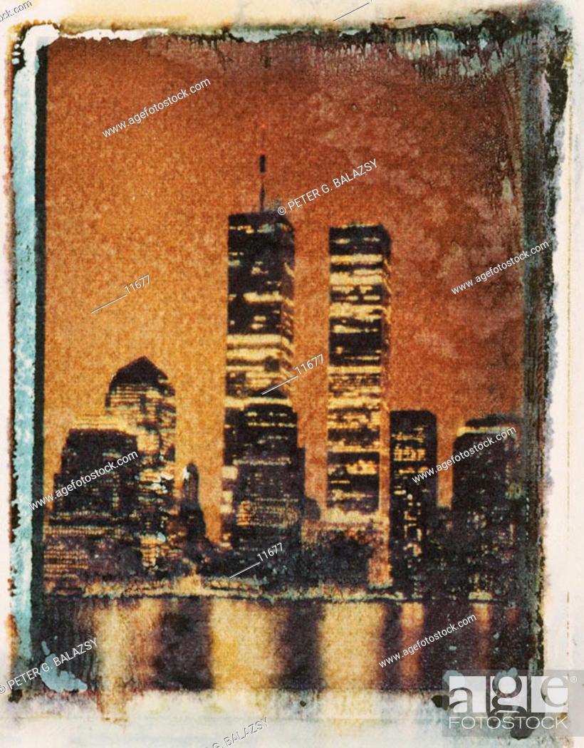 Stock Photo: New York City. USA.