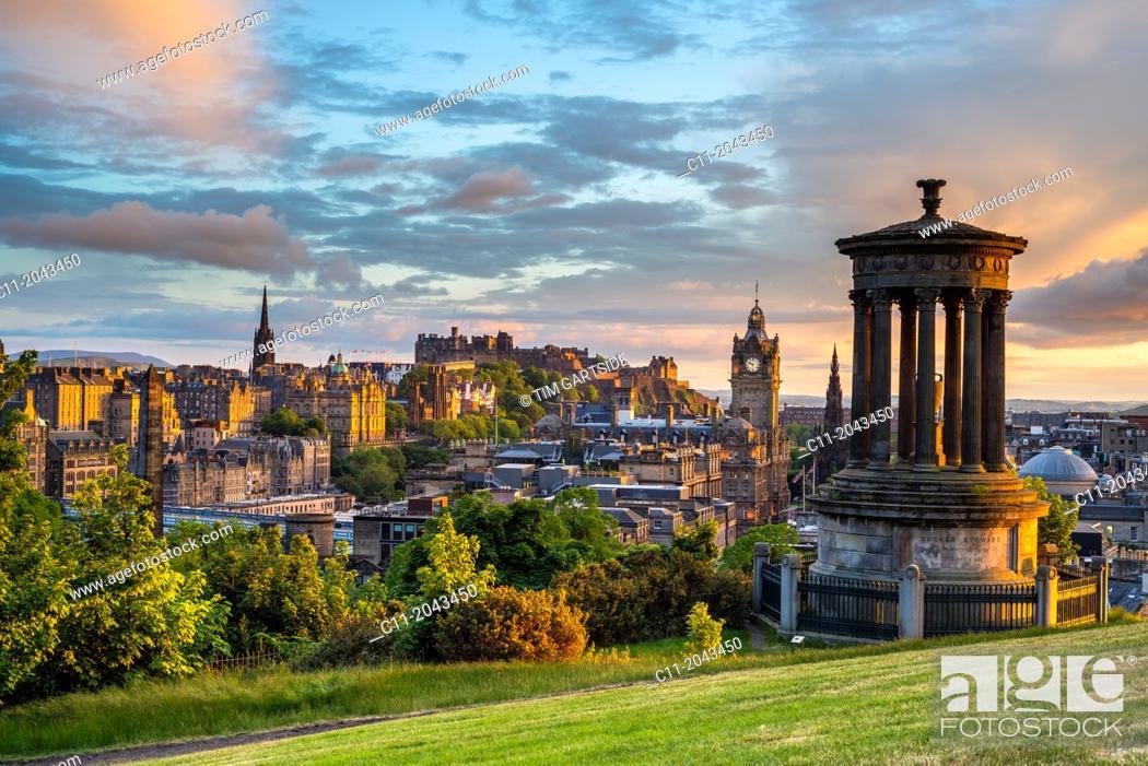 Imagen: edinburgh, scotland, uk, europe.