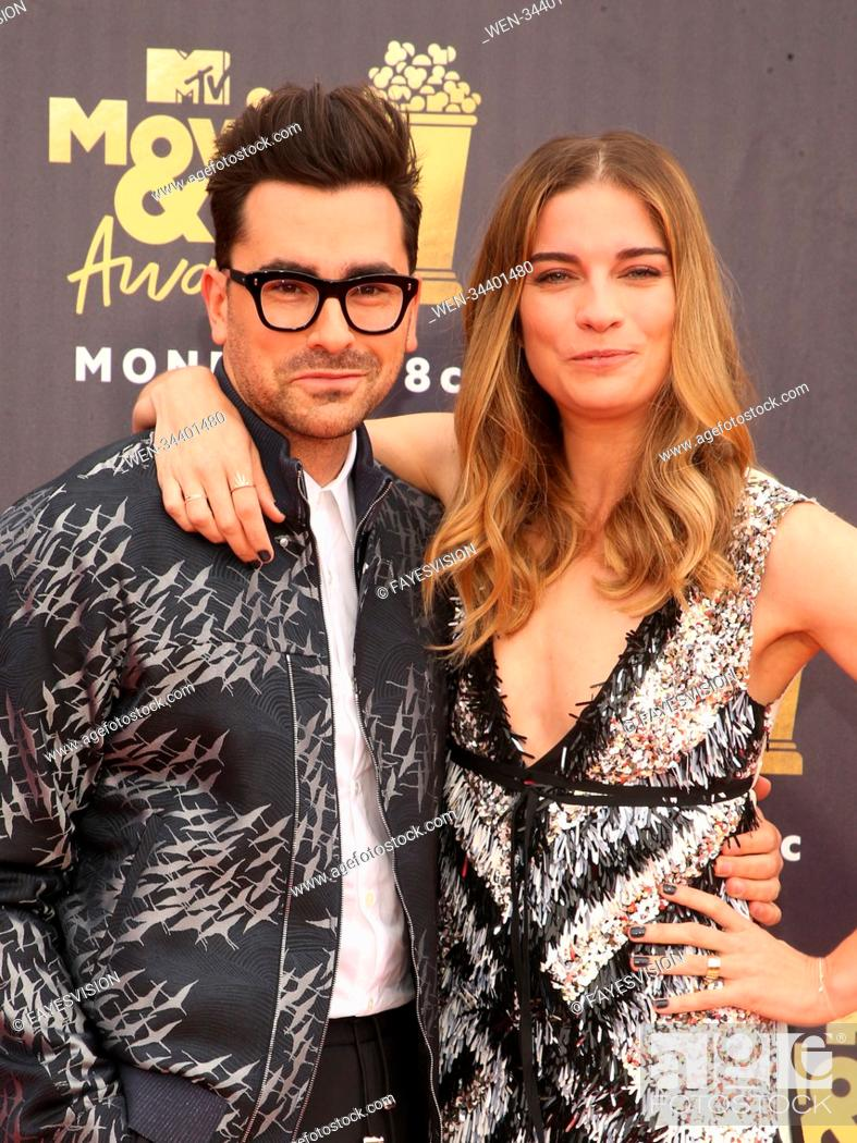 2018 MTV Movie And TV Awards Featuring: Annie Murphy, Dan