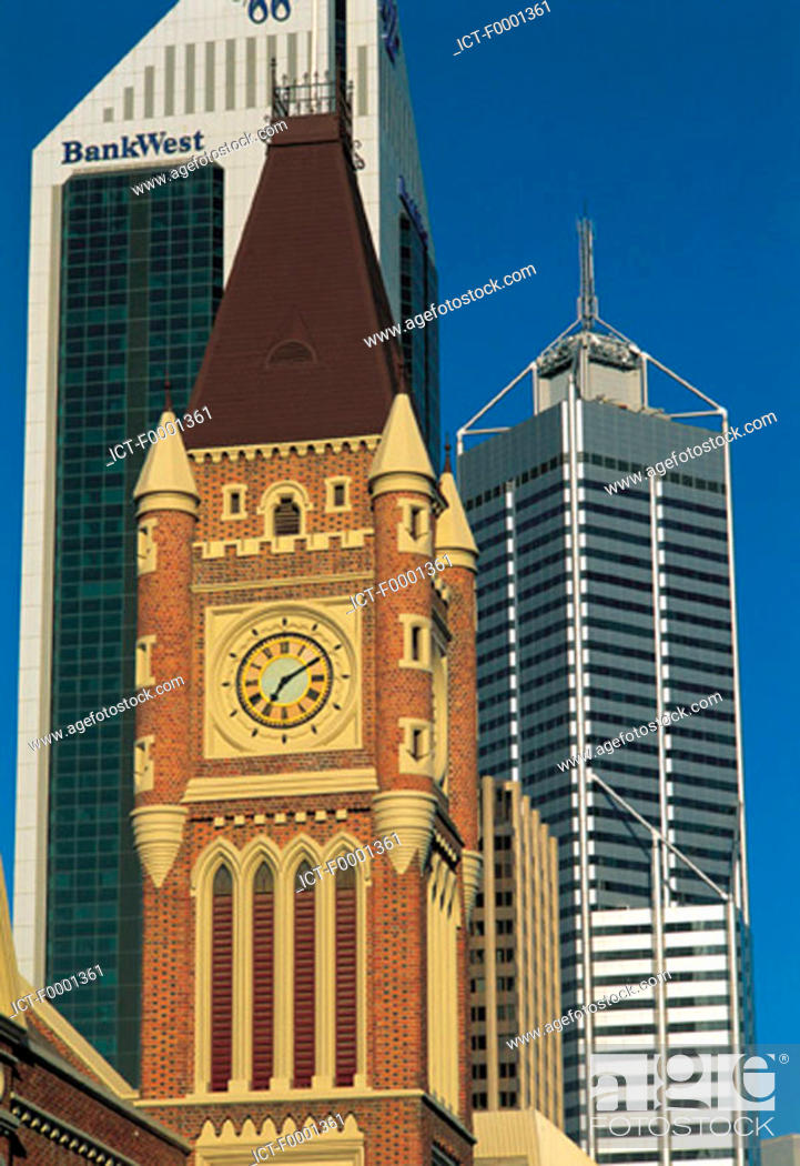 Stock Photo: Australia, Perth.