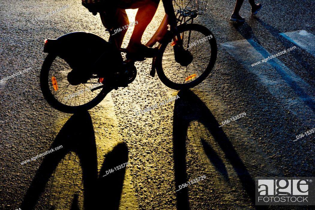 Stock Photo: Bike.
