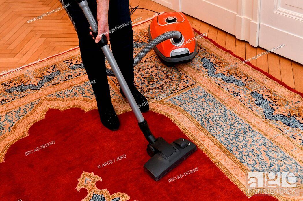 Stock Photo: vacuum cleaner.