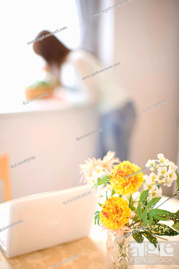 Stock Photo: Woman's lifestyle.