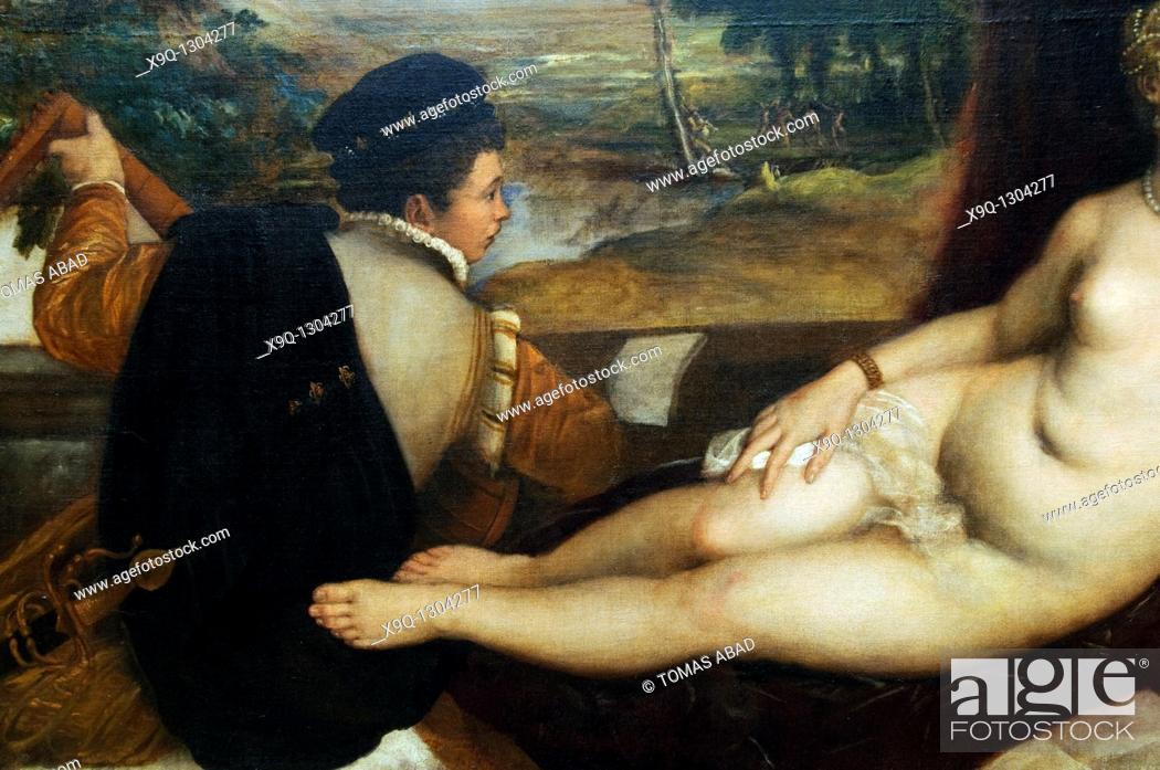 titian birth of venus
