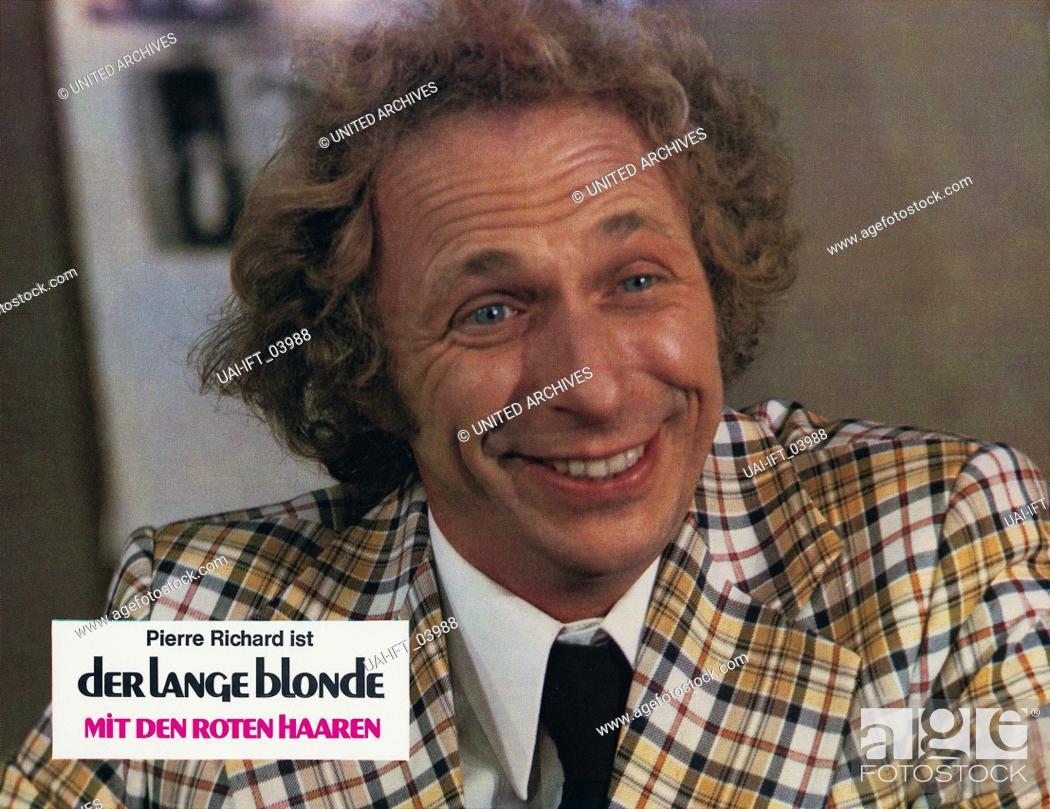 La Moutarde Me Monte Au Nez Frankreich 1974 Aka Der Lange Blonde