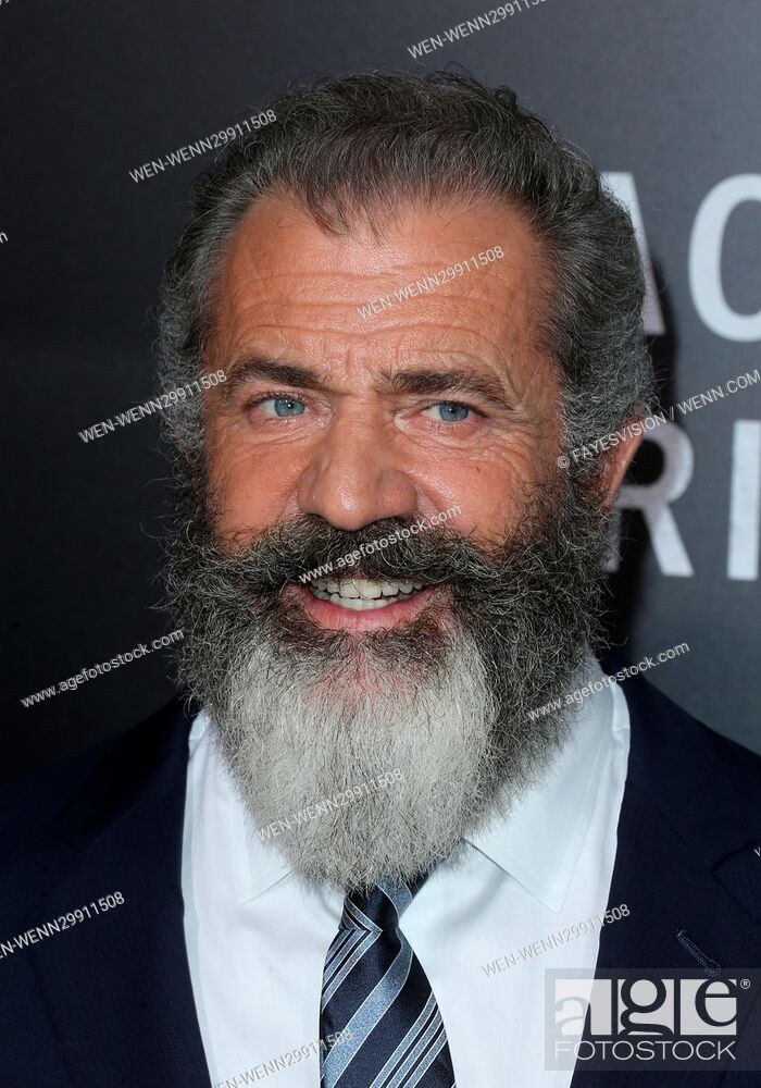 """Stock Photo: Screening Of Summit Entertainment's """"""""Hacksaw Ridge"""""""" Featuring: Mel Gibson Where: Beverly Hills, California, United States When: 24 Oct 2016 Credit:."""