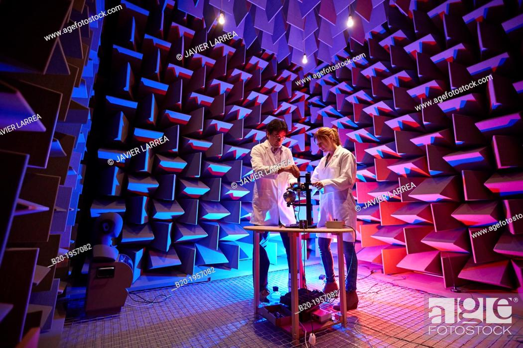 Acoustic Chamber Emc Telecom Lab Certification Of Low Voltage