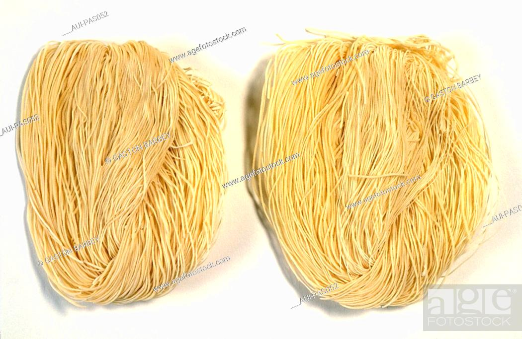 Stock Photo: Pasta - Asian Noodles - Chaozhou Vermicelli.