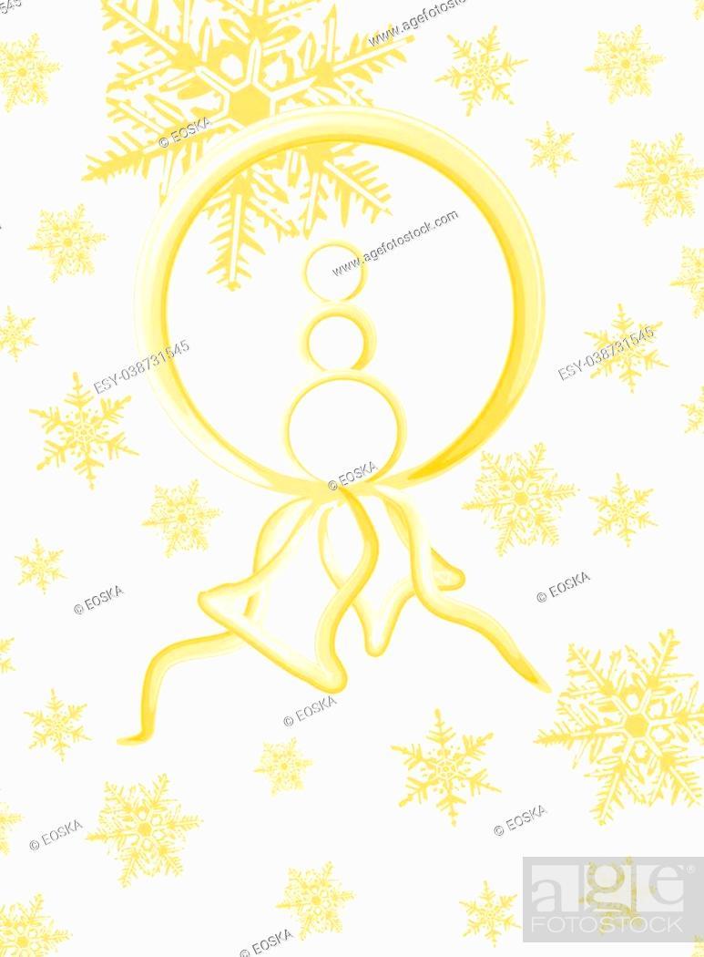 Imagen: Christmas motive, background.