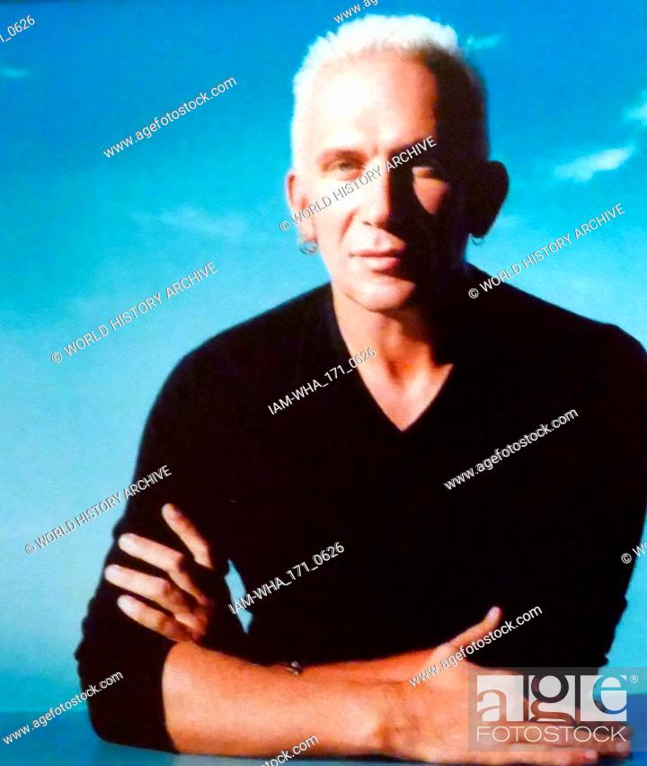 Jean Paul Gaultier Born 1952 French Haute Couture And Pret A Porter Fashion Designer Stock Photo Picture And Rights Managed Image Pic Iam Wha 171 0626 Agefotostock