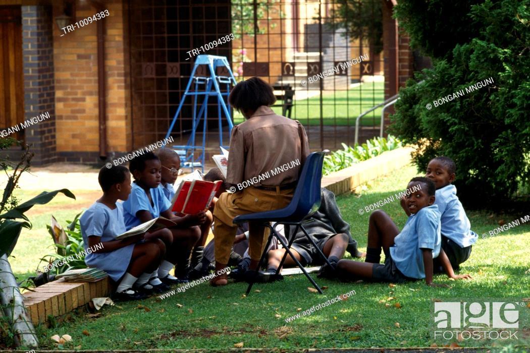 South Africa Nursery School Open Air